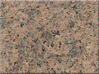 China Golden Leaf Granite