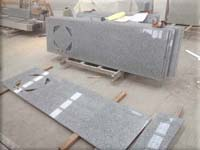 G603 Granite Countertops Gallery