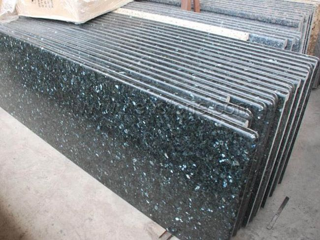 Emerald Pearl Granite Countertop