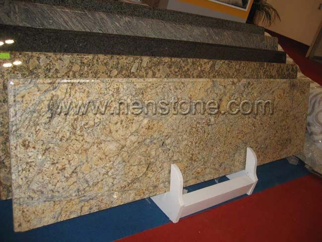 Diamond Flower Granite Countertop